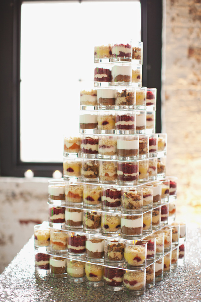 15 Delicious Shot Glass Wedding Dessert Ideas