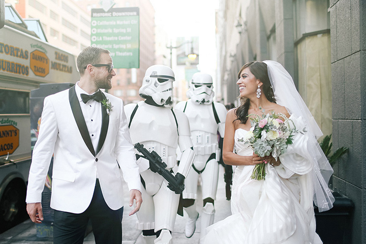 30 Epic Star Wars Wedding Ideas