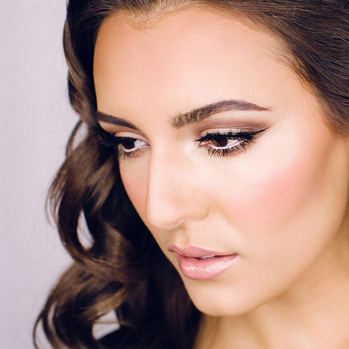 soft smokey eye ~ we ❤ this! moncheribridals.com
