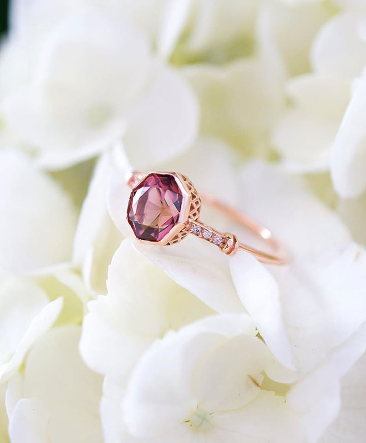 Handcrafted and Ethical Engagement Rings by S. Kind & Co.