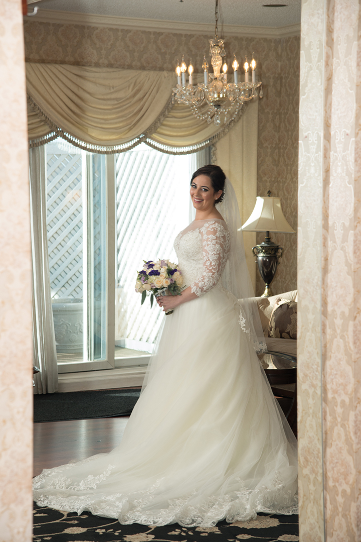 Picture Perfect Wearing Sophia Tolli Andria