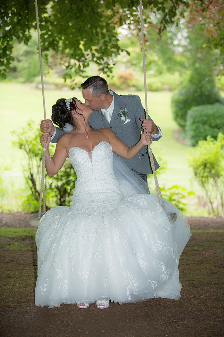 The Bride Looked Stunning in Sophia Tolli Palermo
