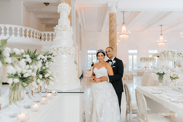 Jaw-Dropping Wedding at Antiguo Casino de Puerto Rico
