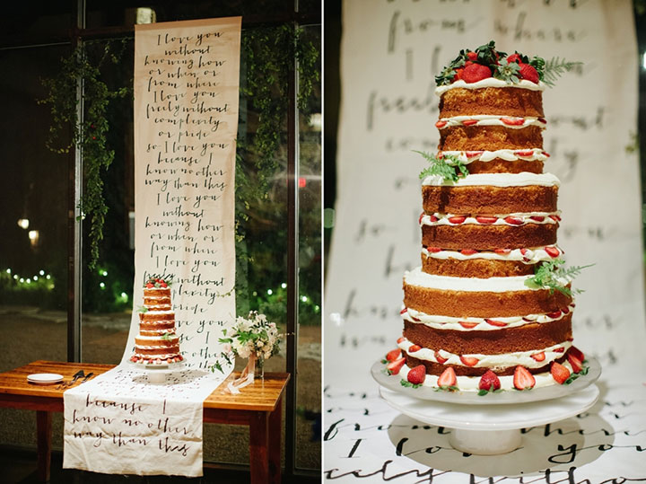 More Fabulous Wedding Cake Displays