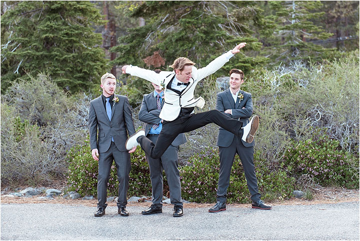 Not Your Typical Groomsmen Shots
