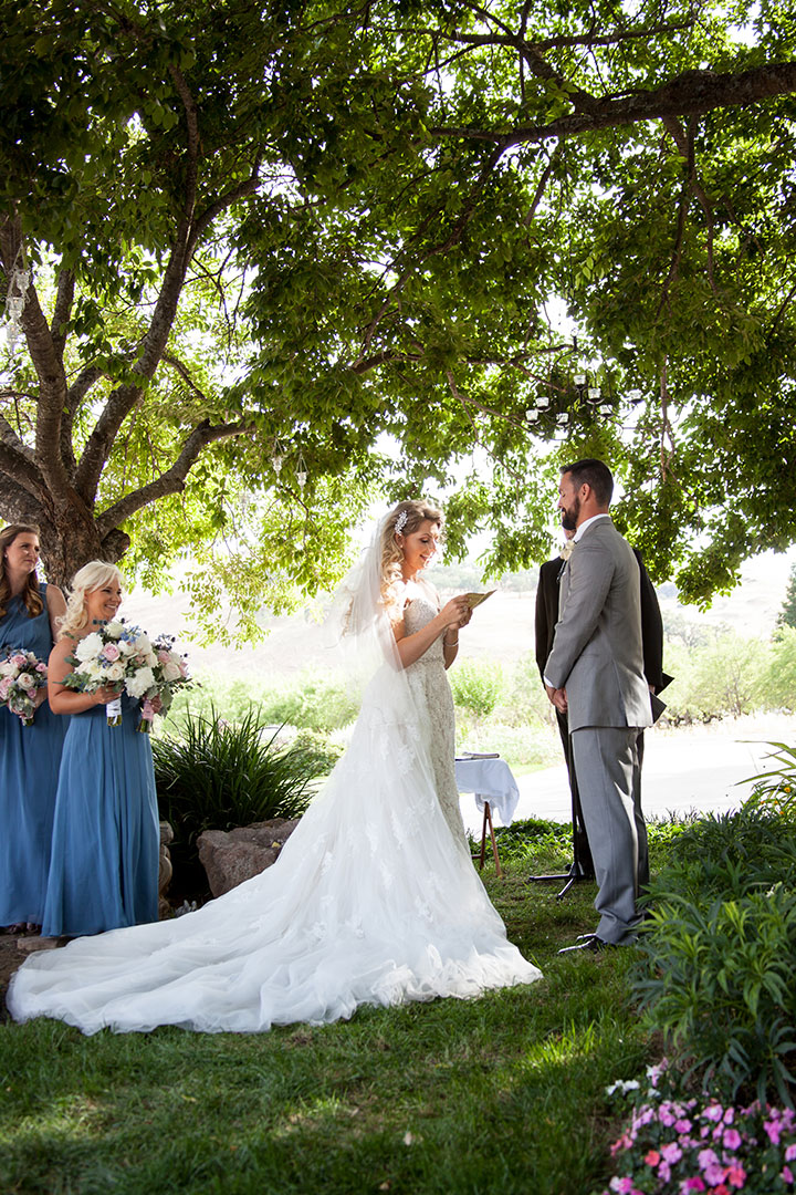 A Rustic, Elegant Wedding Amid The Backdrop of The Sutter Buttes