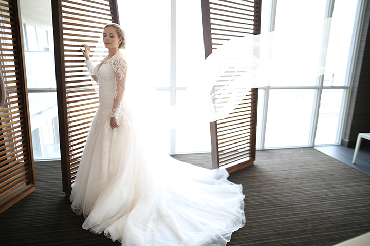 Personalize Your Wedding Dress With Illusion Lace Sleeves