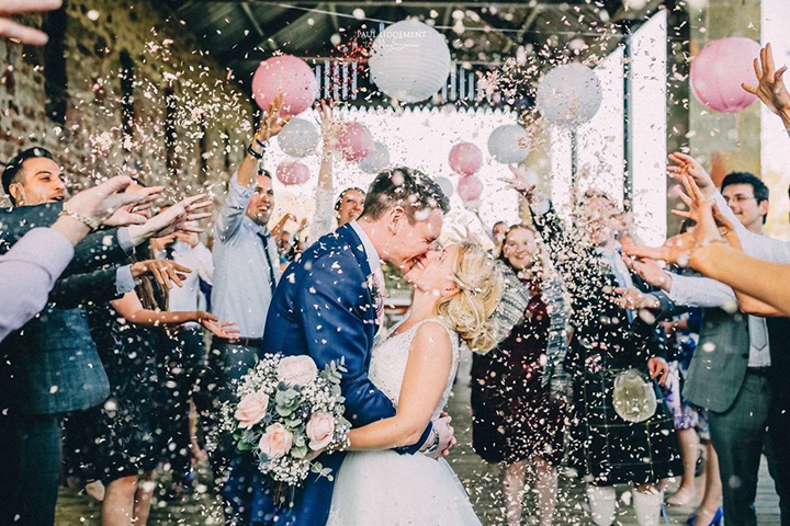Petal & Confetti Captures by Paul Liddement