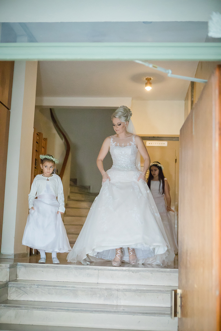 "Stunning Greek Bride Chooses ""Monte"" For Her Veroia Wedding"