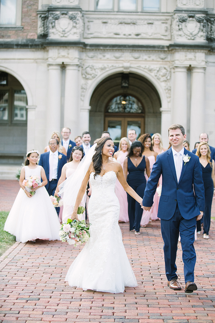 "Bride Meets Sophia Tolli And Knows ""Andromeda"" Is Meant To Be"