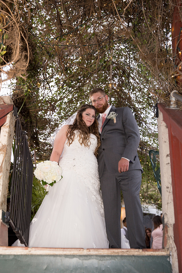 "Florida Bride wears Sophia Tolli ""Jillian"""