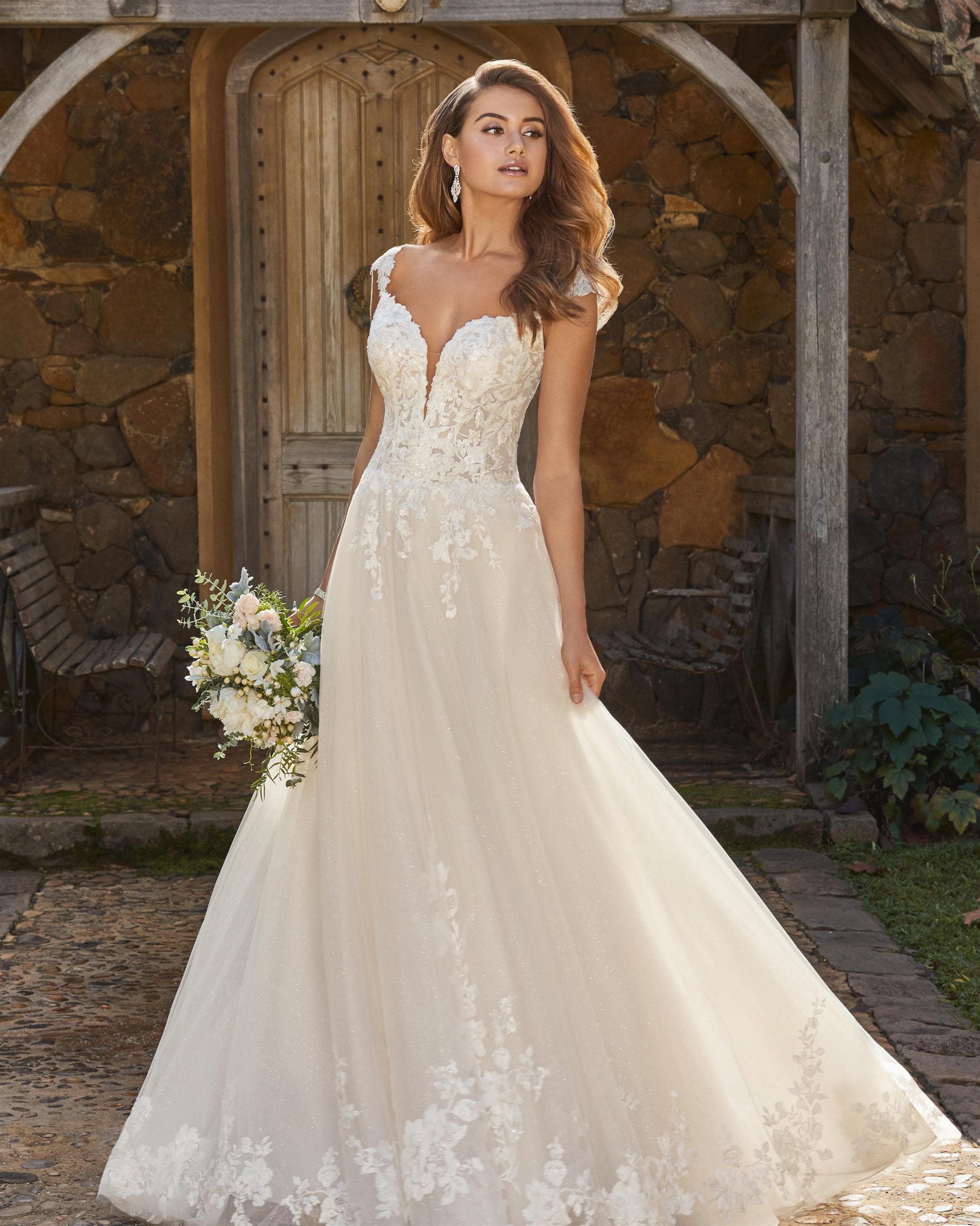 Sophia Tolli Designer Wedding Dresses A Fusion Of Modern