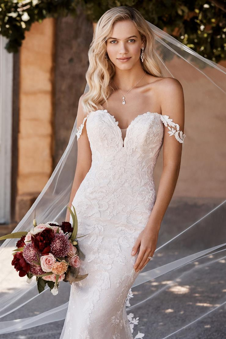 Romantic Lace Off-The-Shoulder Straps