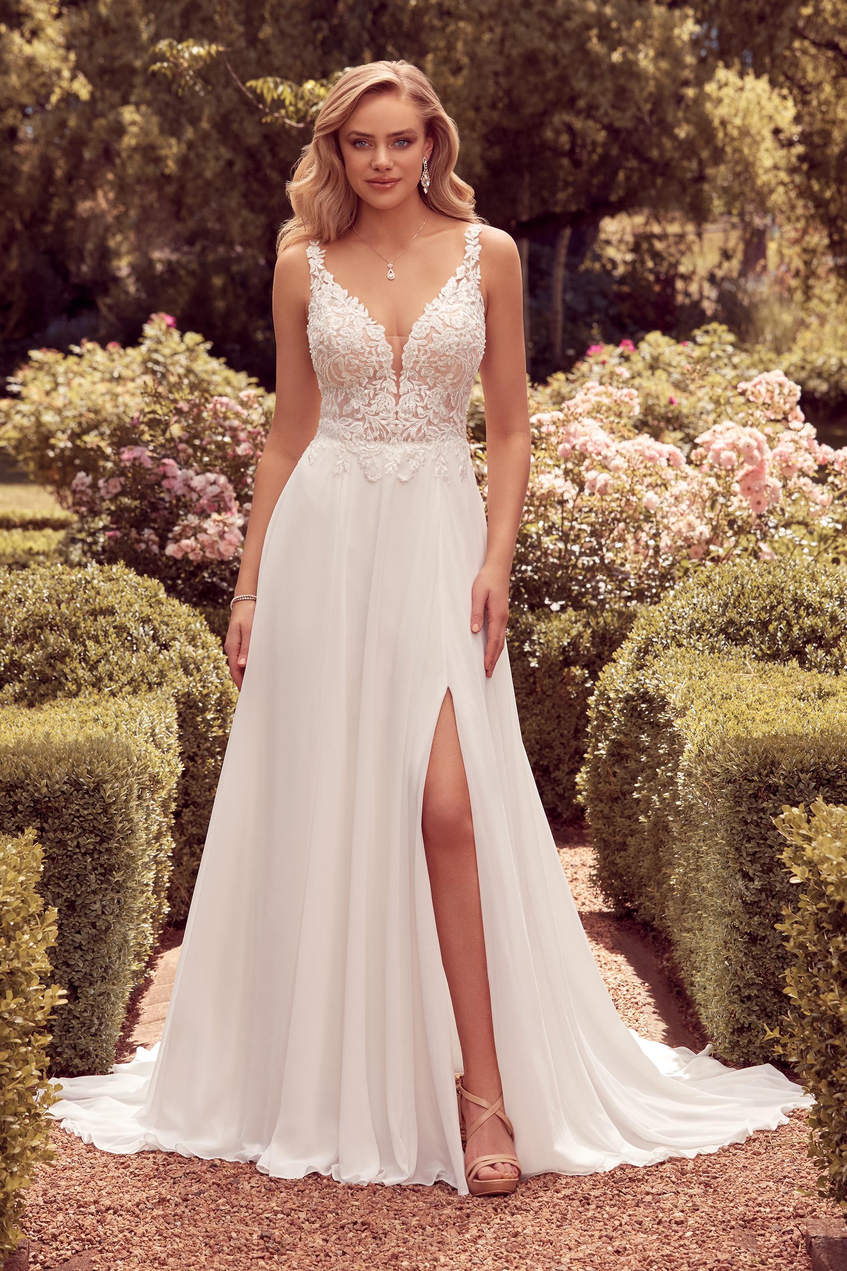 Beach Wedding Dresses   Destination Wedding Dresses   Sophia Tolli
