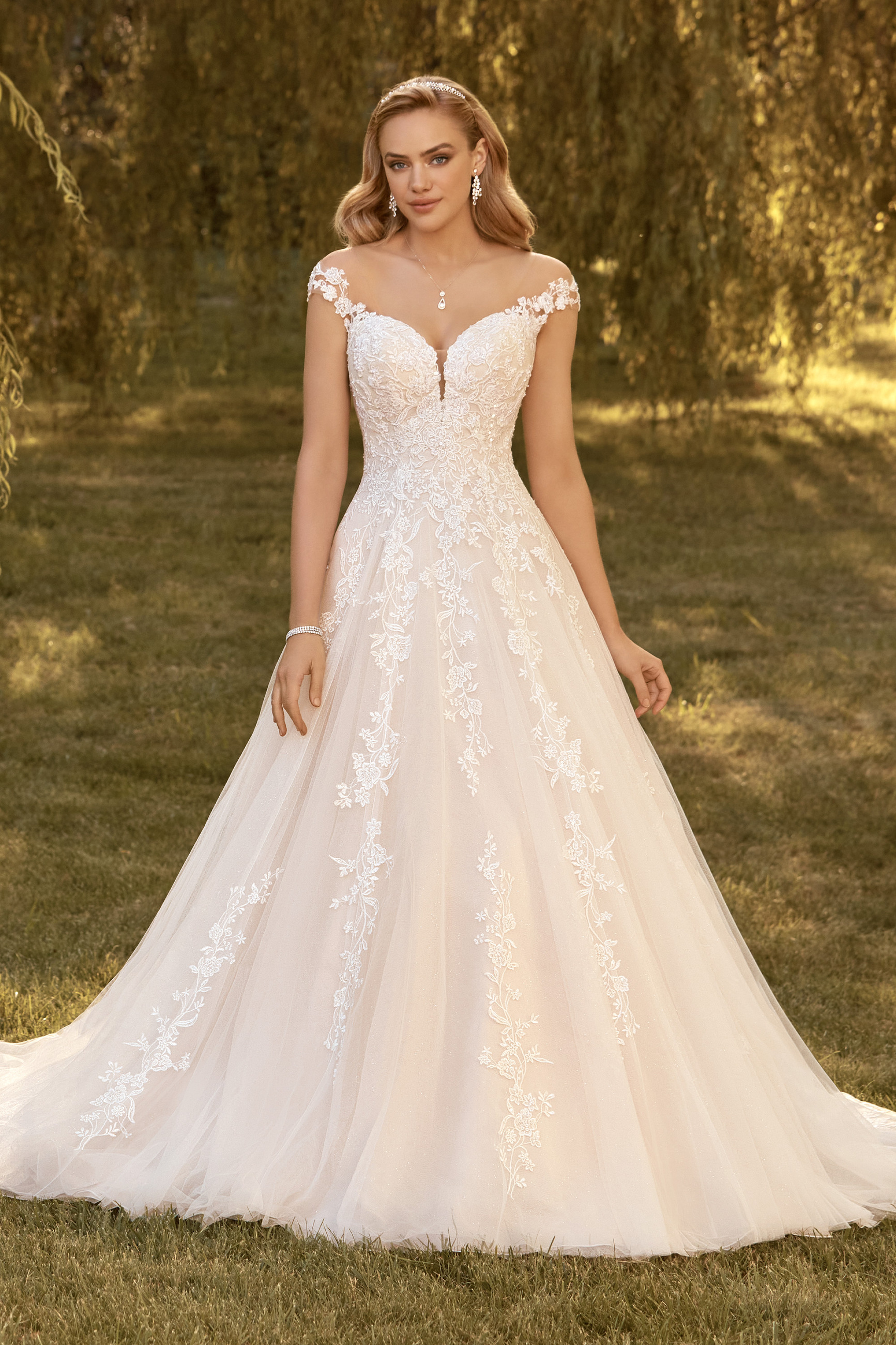 A Line Wedding Dresses   Sophia Tolli