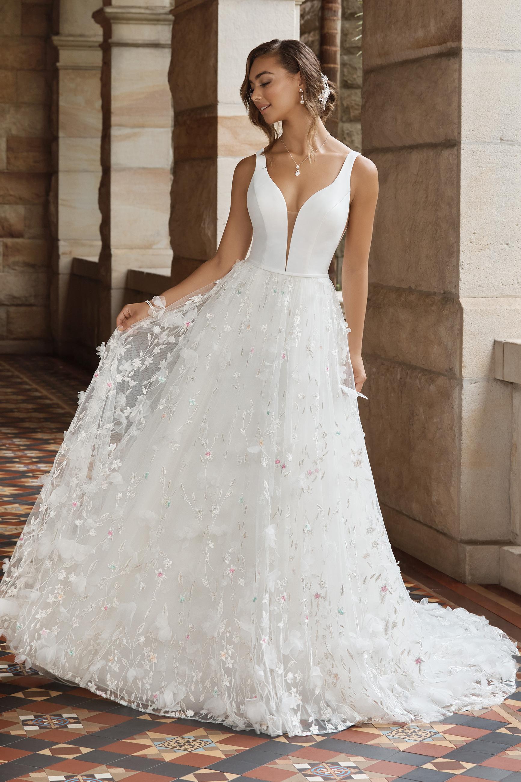 unique wedding gowns