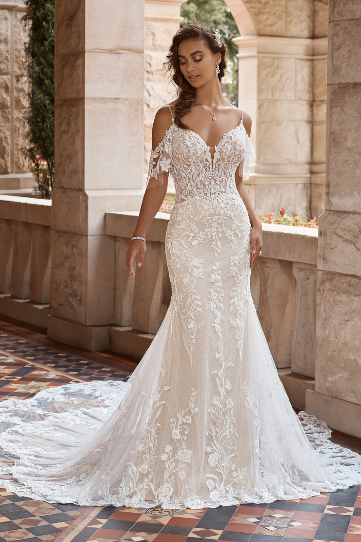 Lace Wedding Dresses   Lace Wedding Gowns   Sophia Tolli