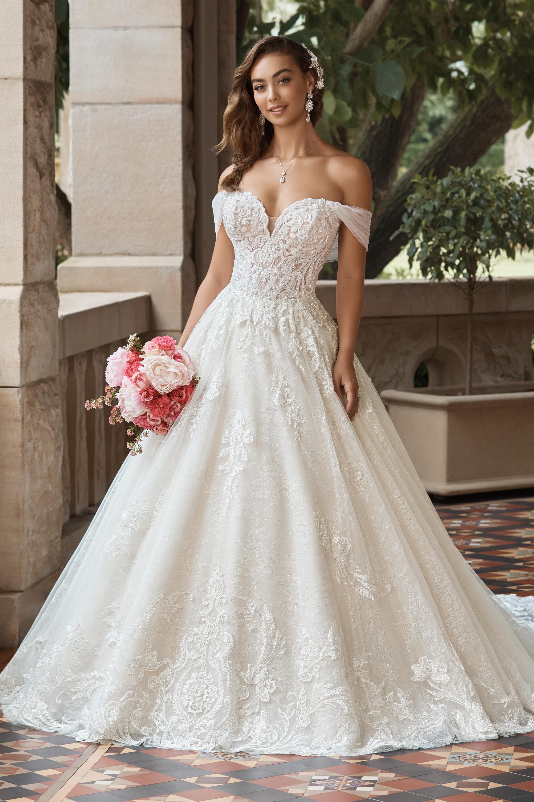 Sweetheart Wedding Dresses Sophia Tolli