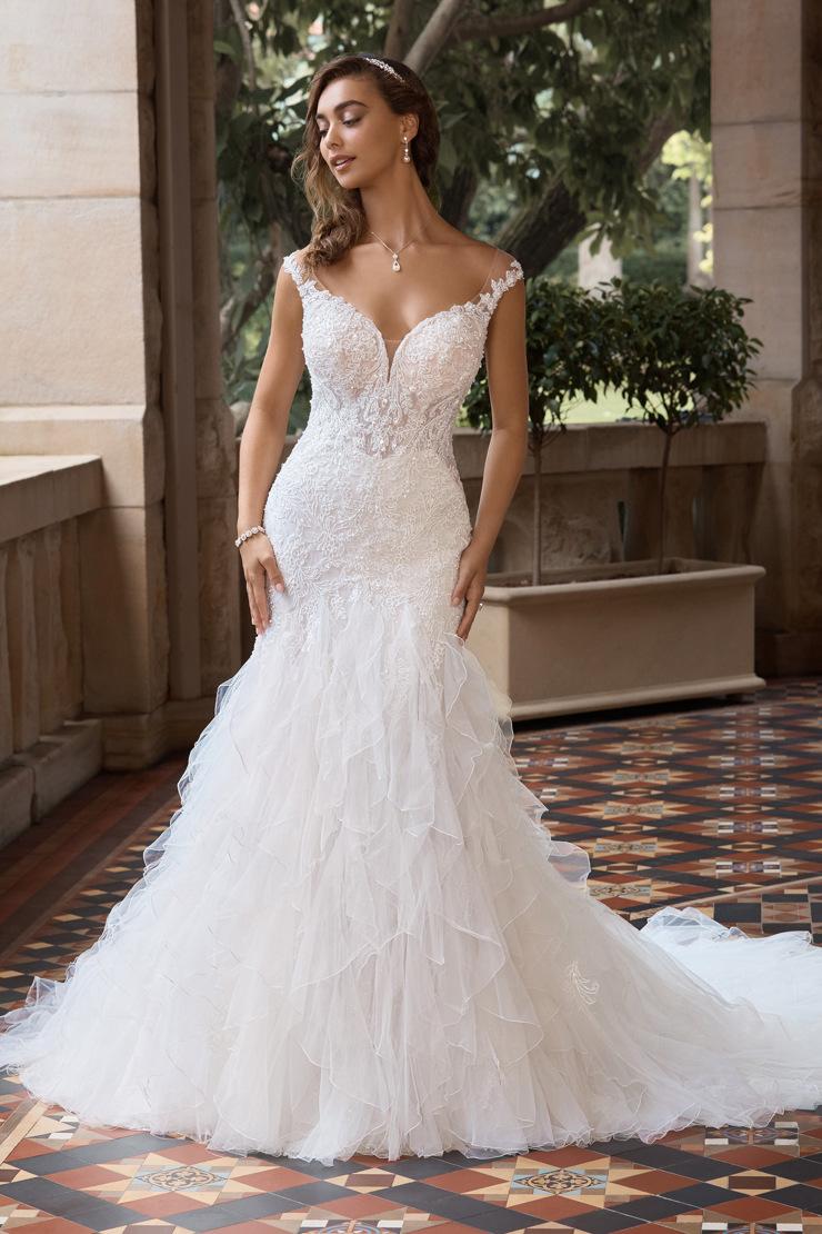 Mermaid Wedding Dresses   Sophia Tolli
